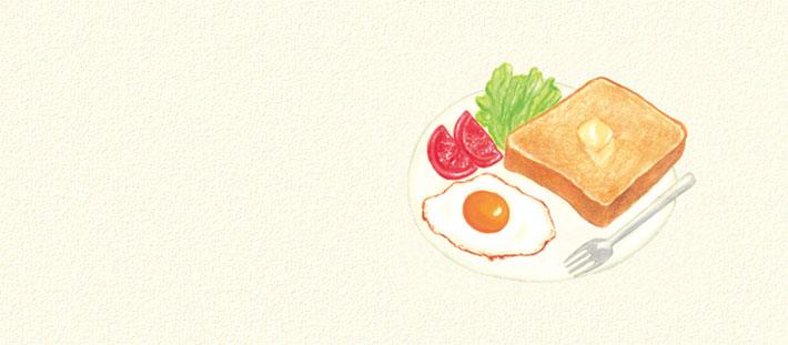 大好物醤油 洋朝食セット