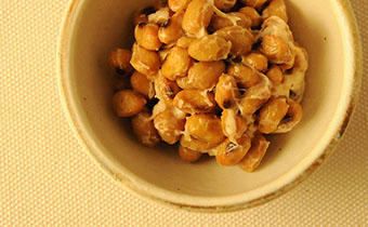 醤油と納豆
