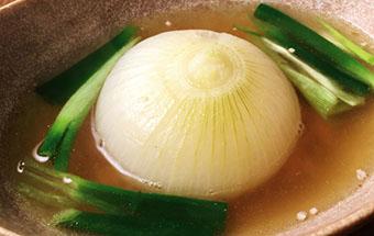 新玉ねぎの丸ごと煮