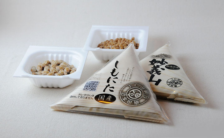 納豆と醤油