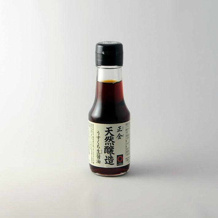06.天然醸造 うすくち生醤油 100ml
